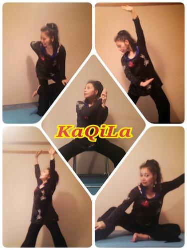 KaQiLa-カキラ-10月グループレッスン日