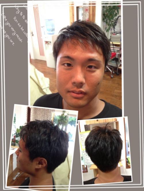 就職活動用なヘアースタイル