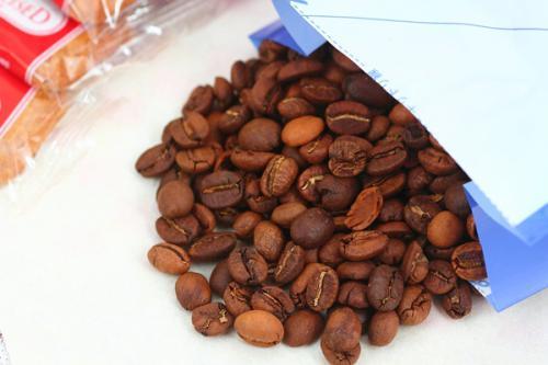 コーヒー豆の鮮度と選別