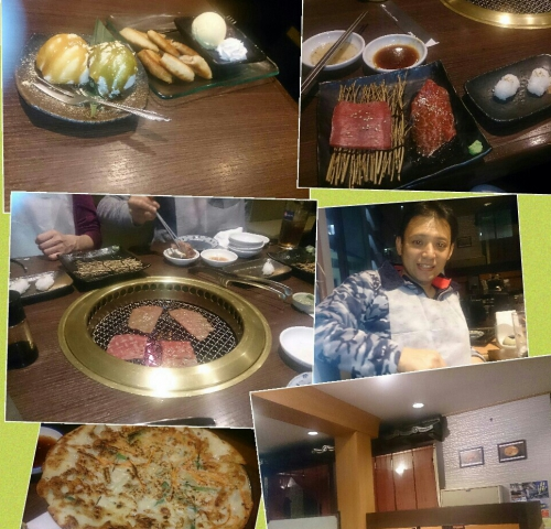 向ヶ丘遊園焼肉の「炭火焼肉・韓国料理 ソウルガーデン」
