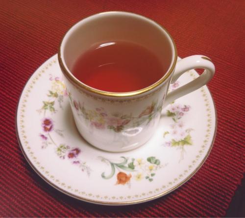 エステの前に♪トルコの紅茶