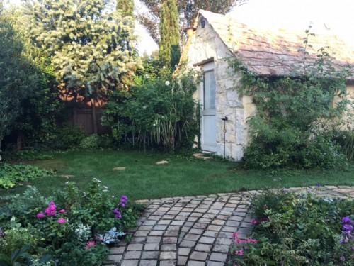 ガーデンスタジオ:早朝散歩 4