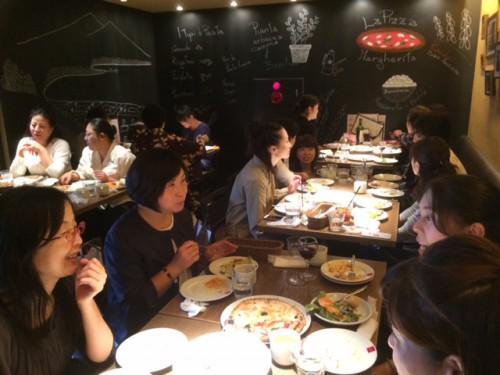 ランチ交流会in千葉県柏市【癒しのアロマと食とセラピー】