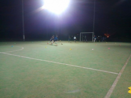 水戸市酒門サッカースクール