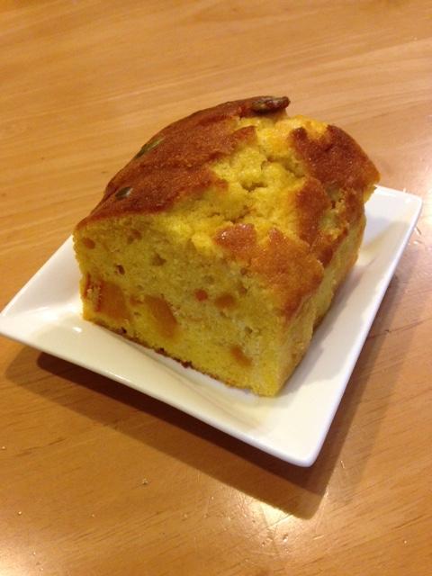 絶品パウンドケーキ
