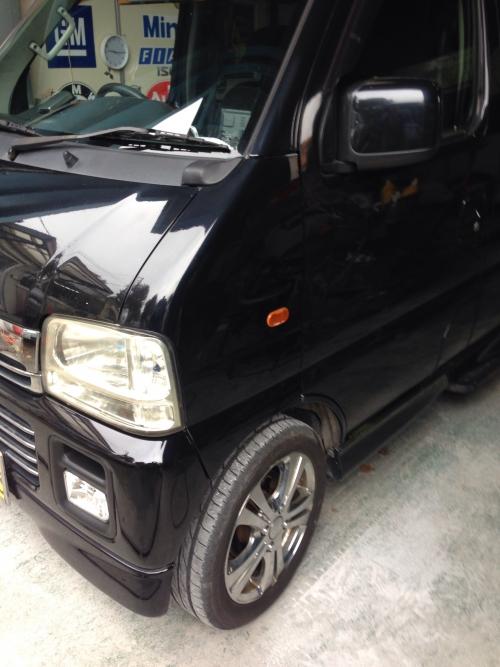 名古屋 自動車板金塗装、修理 、販売。