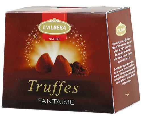 【冬季限定】ラルベラ トリフチョコレートが入荷しました!!