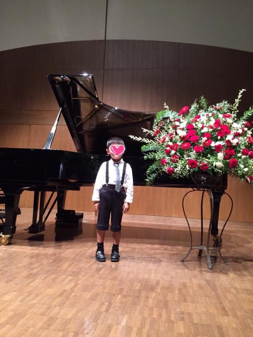 ★ピアノの発表会