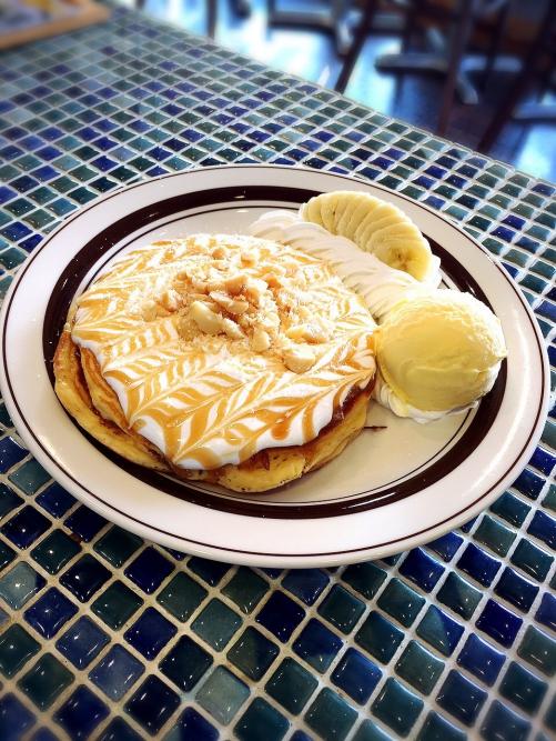11月の月替わりパンケーキ