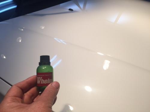 BMW  ガラスコーティング(ウェルムコート)