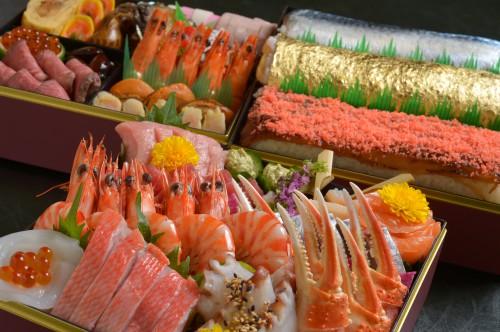 美濃寿司 創業45年目にしておせちをやります!