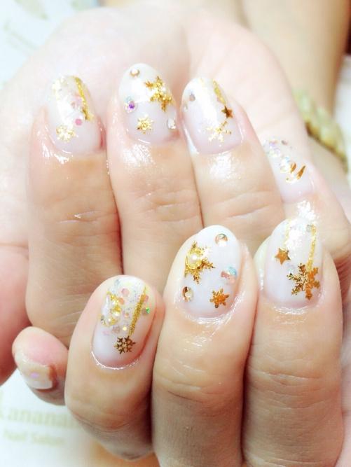 ☆Christmas nail☆