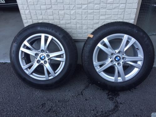 BMW純正ホイール   コーティング