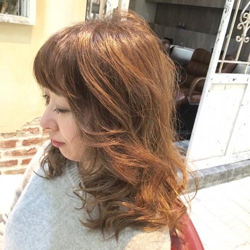 ゆるふわっ!武蔵新城 溝の口 美容室momoブログ