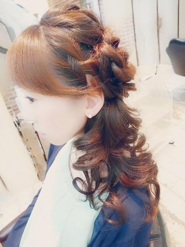 セット アップ 武蔵新城 溝の口 美容室 momoブログ