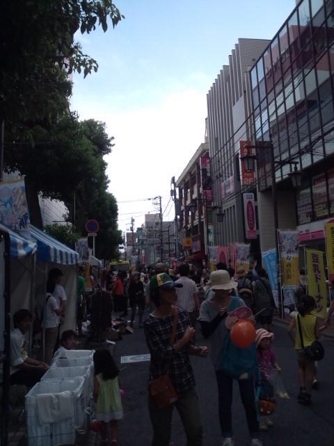 浦安百縁商店&ほこ天