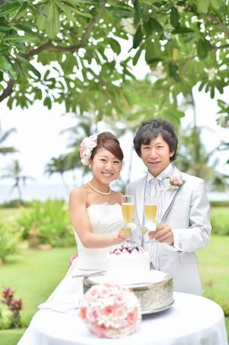 ~4月挙式の花嫁・花婿さんへ