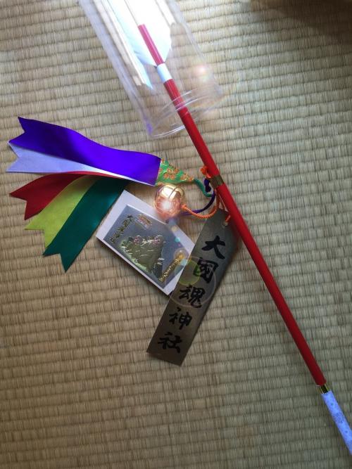 初詣平成28年大國魂神社 2016