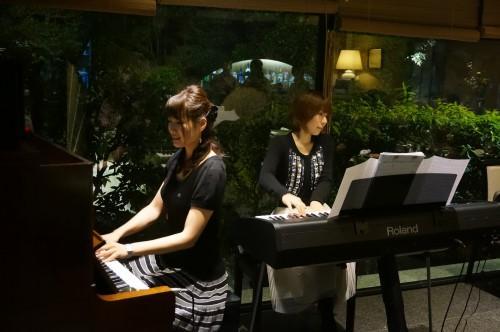 花里 初春音楽会 ライブイベント開催の模様