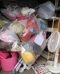 比企郡小川町便利屋、不用品回収お片付けです。