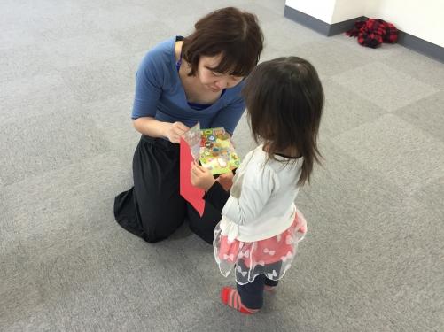 幼児 リズム遊び リトミック