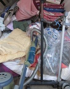 本庄市不用品おかたづけ便利屋何でも屋ゴミ廃棄作業。