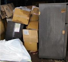 行田市便利屋おかたづけ不用品回収作業です。