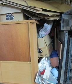 熊谷市大型家具、家電品、引越しごみのお片付け処分。
