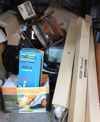 パソコン、モニター、家具、家電、本庄市の格安不用品回収です。