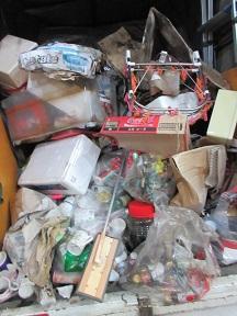 群馬県太田市便利屋、可燃ごみ、不燃ごみ、生ごみお片付け。
