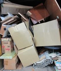 深谷市便利屋お片付け大量ごみ、格安不用品回収です。