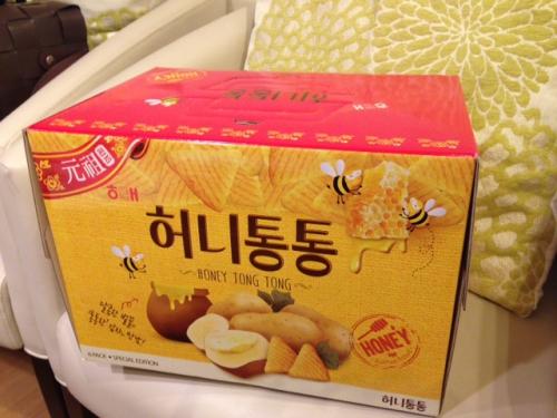 韓国土産☆