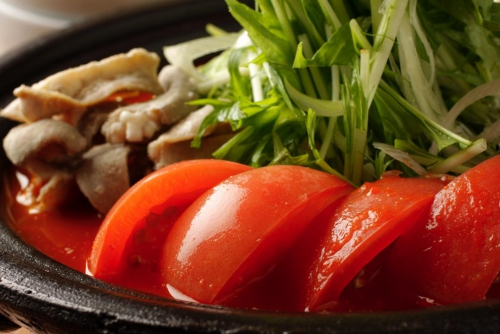 この差って何ですか?TBS にKAIのトマト鍋が出ました!!