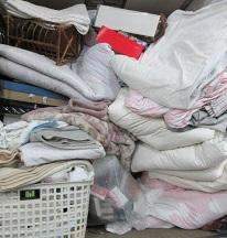 埼玉県児玉郡のお片付け、大量の廃品廃棄処分です。