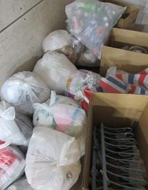 不用品ごみ回収、深谷市一軒家のお客様からご依頼です。
