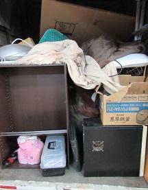 群馬県は大泉町のお片付け、不用品回収です。