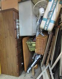 一軒家のお引越し不用品ごみ回収、上里町埼玉県。