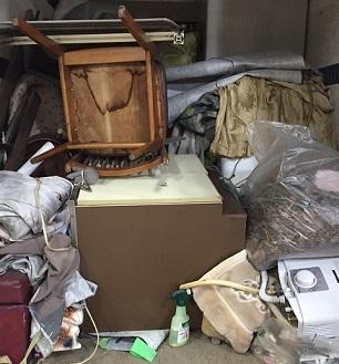 家まるごと大量ごみ、お引越し不用品回収、埼玉県熊谷市。