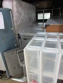 便利屋東松山 市、大型家具、冷蔵庫、テレビ、不用品回収。