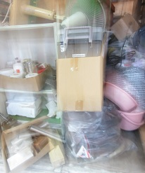 埼玉県東松山市の便利屋さん、格安不用品回収作業です。