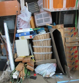 高齢者施設、本庄市便利屋、老人ホーム様、不用品回収です。