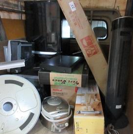 リサイクル家電、電化製品、熊谷市の便利屋さん。