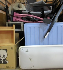大型家具、深谷市粗大ごみ、便利屋さん不用品回収。