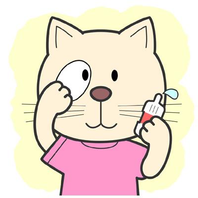 犬と猫の目の腫瘍のメラノーマについて