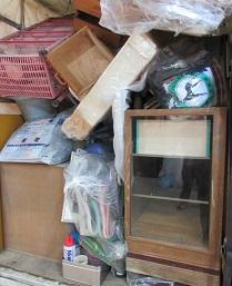 伊勢崎市の不用品お片付けゴミ回収です。