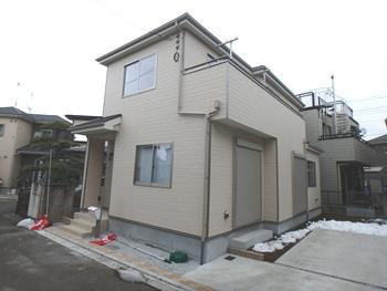 東大宮駅 徒歩19分 上尾市瓦葺 新築戸建 2,480万円!