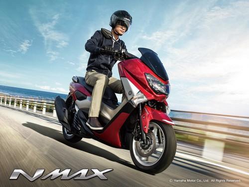 ヤマハ新発売!NMAX125cc展示車入荷しました!