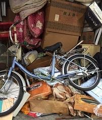 深谷市の家まるごとお片付け処分、廃棄、不用品処理作業。