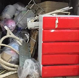群馬県太田市、不用品、エアコン取外し回収、便利屋。