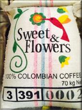 コロンビア《Sweet & Flowers》コーヒー
